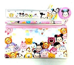 Tsum Tsum 5pc Pencil Pouch Set