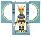 Rick & Morty The Discreet Assassin Micro Construction Set Playset