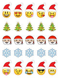 I EM JI Everything Emoji Holiday Stickers 200+ Stickers