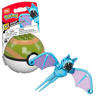 Mega Construx Pokemon Zubat Construction Set, Building Toys for Kids