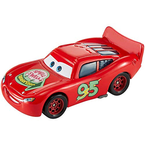 Disney Pixar Cars 2017 Exclusive Smell Swell Lightning McQueen Die-Cast Vehicle 1/6
