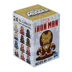 Iron Man 3 Micro Muggs Mini-Figures Series 2 6-Pack