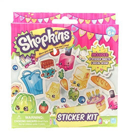 Shopkins Boxed Sticker Activity Kit (100+ stickers)