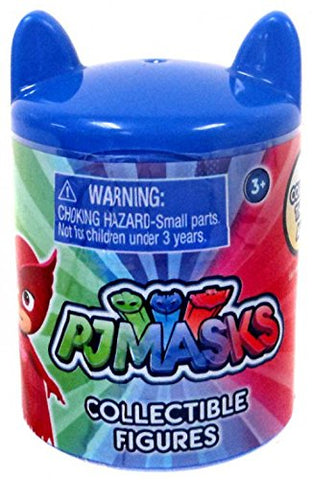 PJ Masks Collectible Figures HQ Container (1 Random Container)