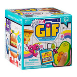 Oh my Gif! GIFS Gone Live! Mystery Gifbit Figurine Boxes Set of 3!