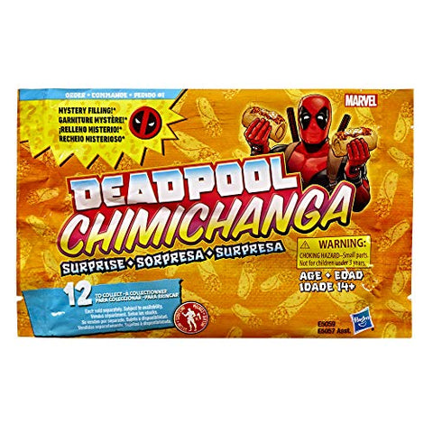 Marvel Chimi Blind Bag Action Figure
