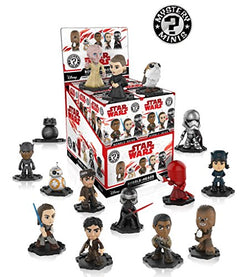 Assorted Mystery Minis Figure Star Wars Episode 8 The Last Jedi