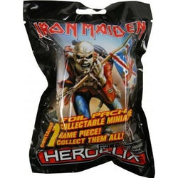 Iron Maiden - HeroClix Booster Pack (Single Unit) - WizKids / NECA