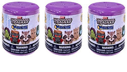 Guardians of the Galaxy Mashems Figures - 3 Blind Packs
