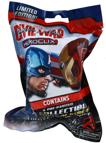 Captain America - Civil War Movie Gravity Feed Booster Pack