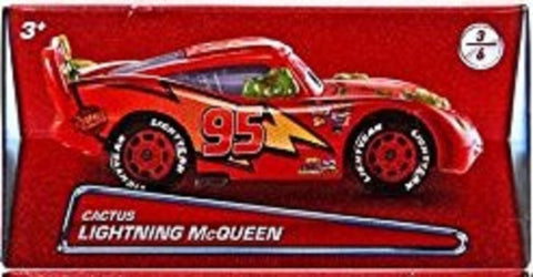 Disney/Pixar Cars 2017 Exclusive Cactus Lightning McQueen 3/6