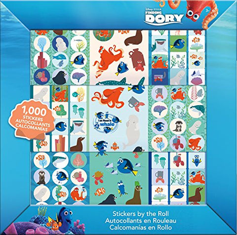 Trends International Finding Dory Stickers by The Roll