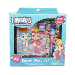 Fingerlings Friendship at Your Fingertips 7 Pieces Secret Diary