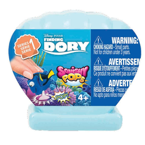 Finding Dory Squishy Pops Single Series 1