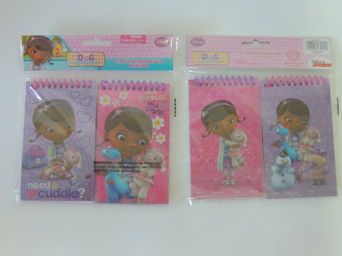 Disney Doc Mcstuffins 4pcs Personalized Notepad