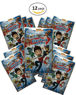 Bendon Publishing Paw Patrol Grab N Go Play Pack (12 Packs)
