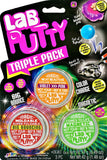 Ja-Ru Inc. Lab Putty Triple Pack (Pack May Vary)