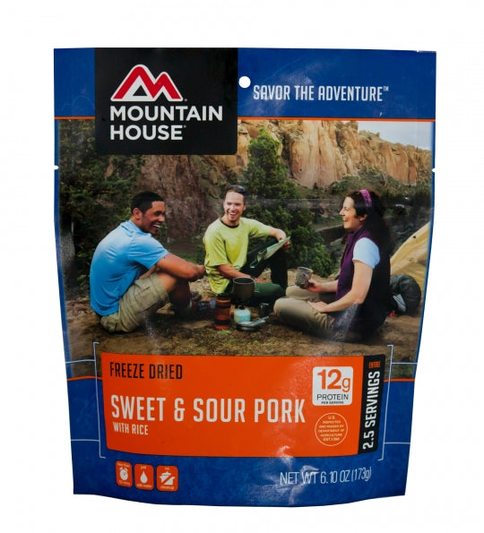 Mountain House Freeze-Dried Food Review