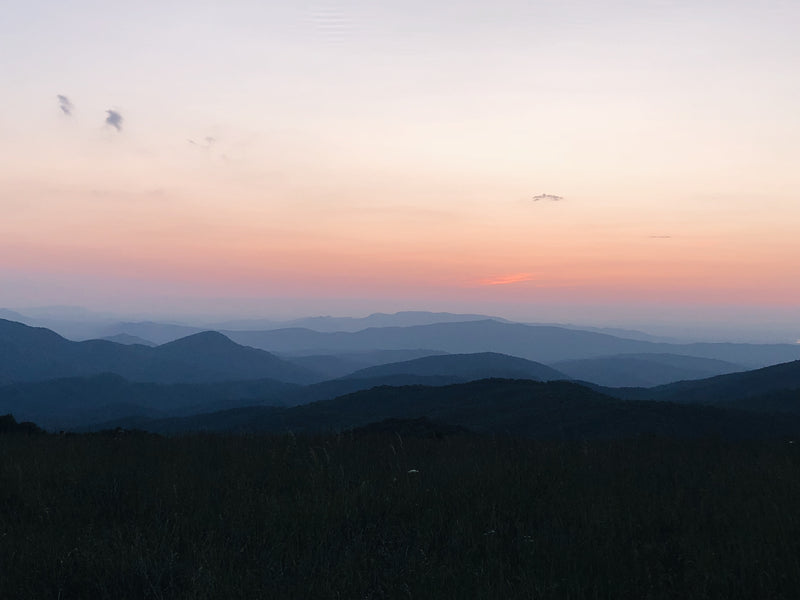 Seeking Clear Night Skies in the Blue Ridge Mountains