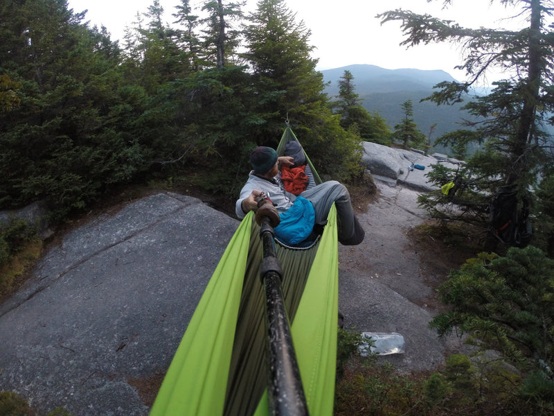 SMr Hammock Gear on the Appalachian Trail: Part I
