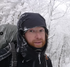 Chad Haynes thru hiker, adventurer, and world traveler!