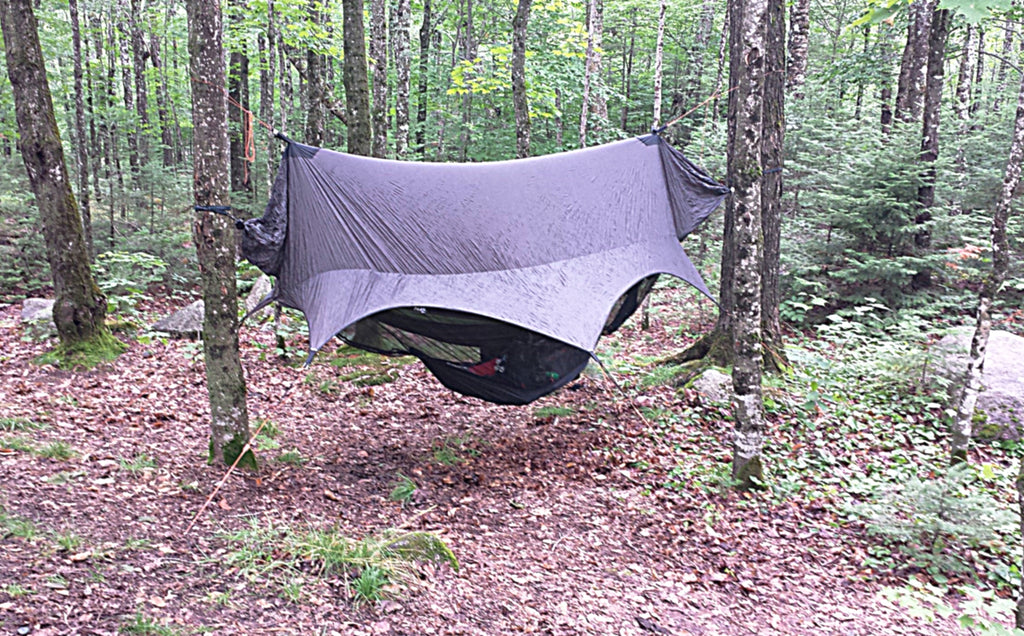 after a good start i enjoyed my birthday and a beautiful first night on the trail in my smr nub   and pares hammock  smr hammock gear on the appalachian trail  part i  u2013 sierra madre      rh   sierramadreresearch