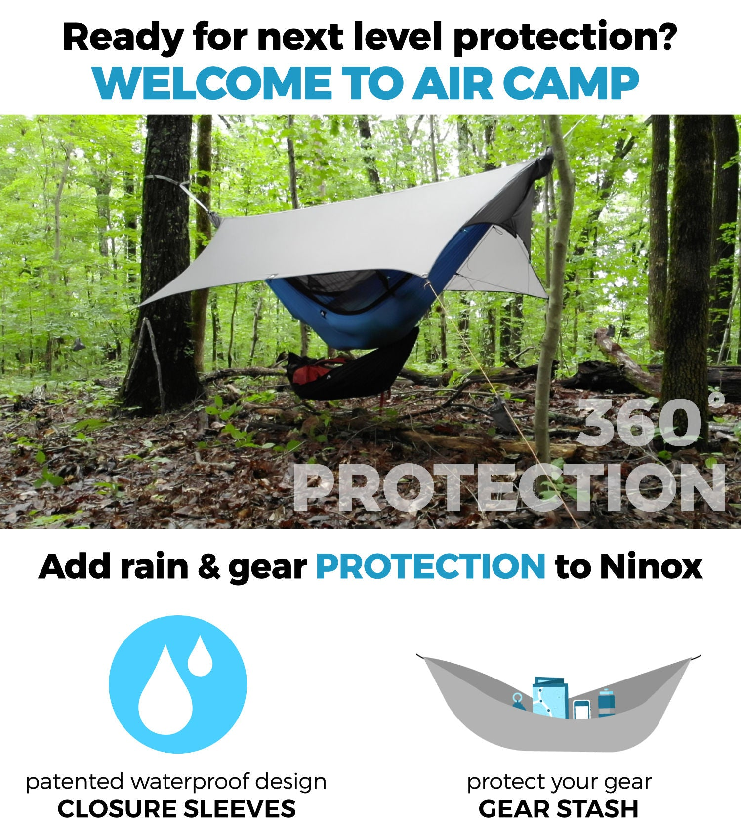 Ninox Fly 360° Protection