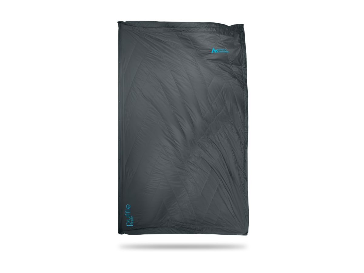 Puffle 55°F | 5 in 1 Ultra-Soft Camping Quilt