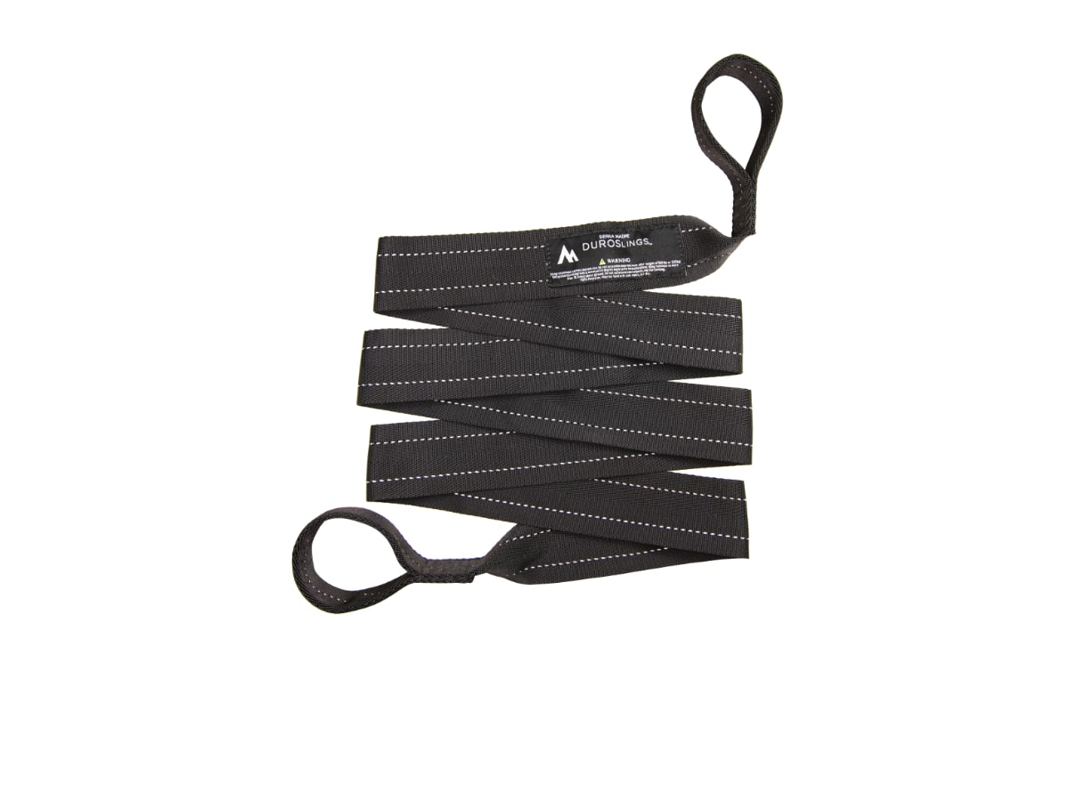 DuroSlings | 2in Wide Hammock Camping Extension Kit Holds 1,200lbs