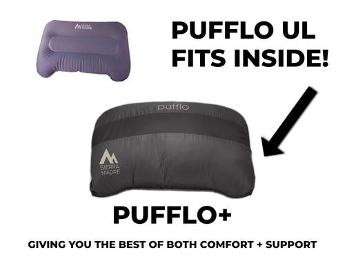 Pufflo Topper (add this to your Pufflo UL)