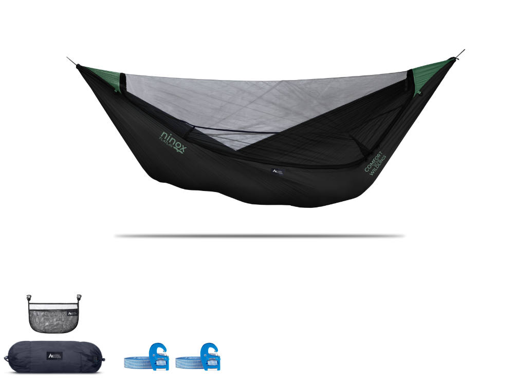Ninox Front End Offer - Stratos Option Hammock Raven SL / No Thanks / No Thanks Raven SL No Thanks No Thanks