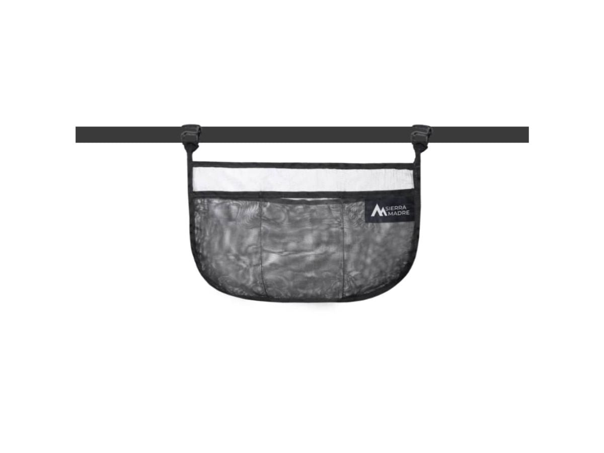 Ridgeline | A Fixed Ridgeline for your Pares Hammock + Attached Organizer