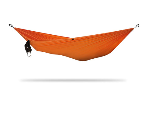 Solo | Ultra-Compact Backpacker Camping Hammock Hammock Sierra Madre Research Rust / No thanks - I have straps already