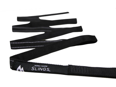 Slings are a great way to add versatility to your camping hammock setup!