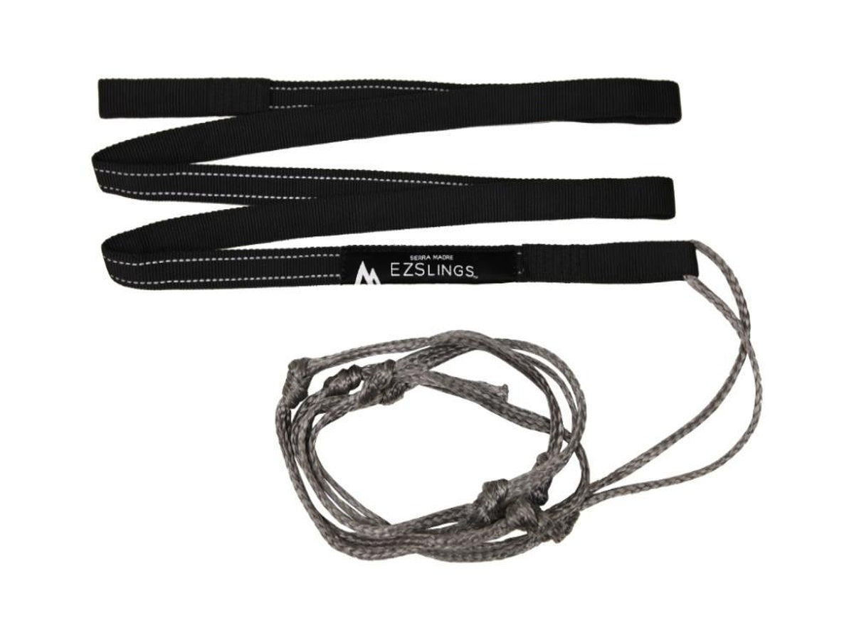EZSlings | Knotless Quick Attachment Hammock Camping Suspension Kit