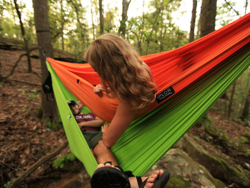 xPlor | Pocket Camping Hammock for Compact