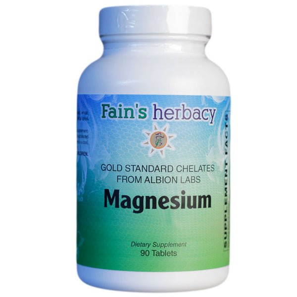 Magnesium Chelated