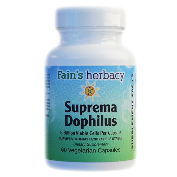 Suprema Dophilus Probiotic (survives stomach acid)