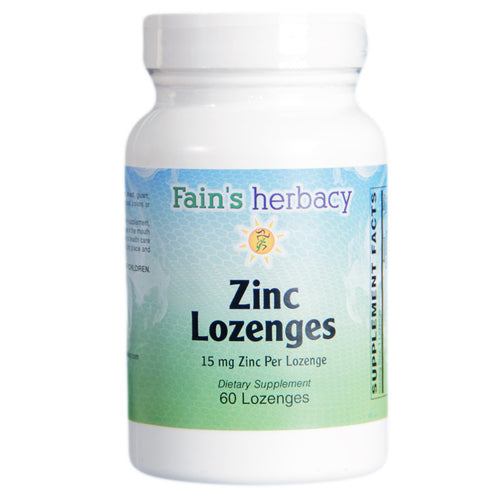 Zinc Lozenges 3 in Stock
