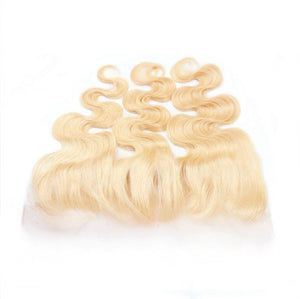 Women's 613 Frontal Body Wave Silky Hair - Jsluxurycollection.com