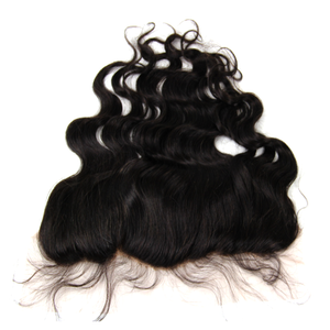 Women's Natural Curly and Straight Lace Frontals (All Textures)