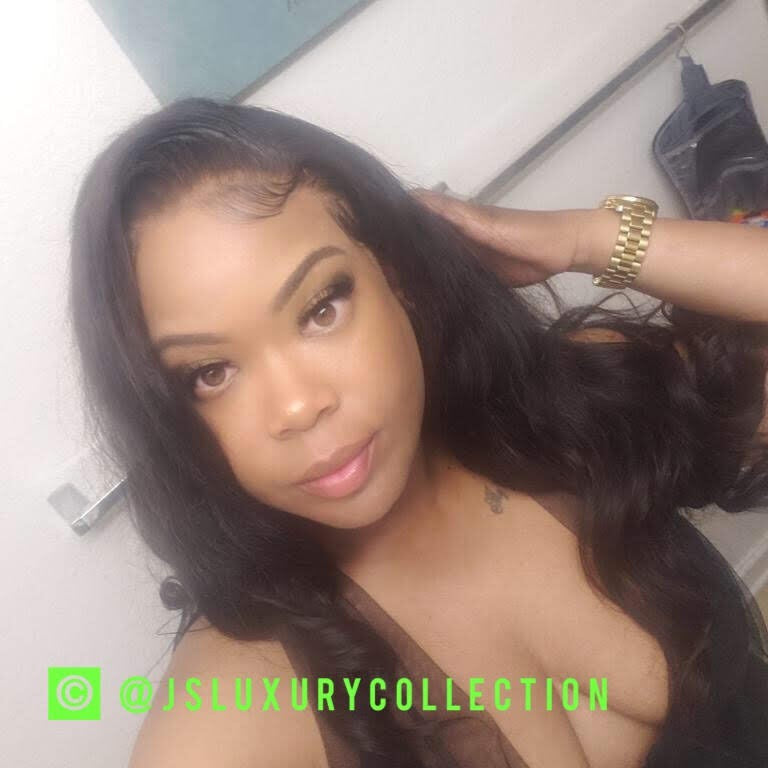 Flawless Natural Hair line 360 Lace Wig (Natural 130% Density)