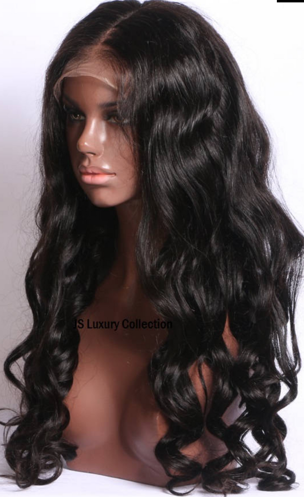 Women's Flawless Natural Hair Line 360 Lace Wig (THICK) Density