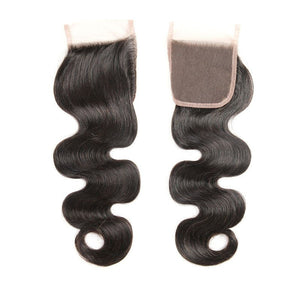 Women's Natural Brazilian Free Part Lace Closures Wig (All Textures)
