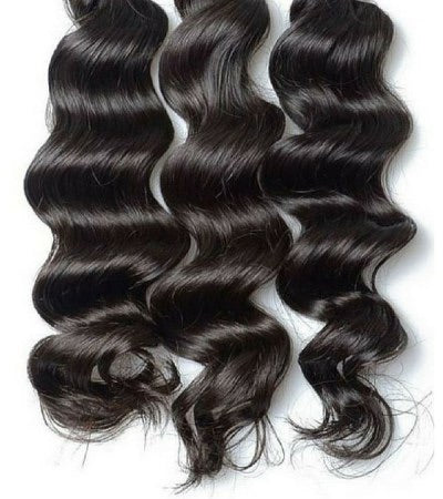 Women's Natural Brazilian Loose Wave - Jsluxurycollection.com