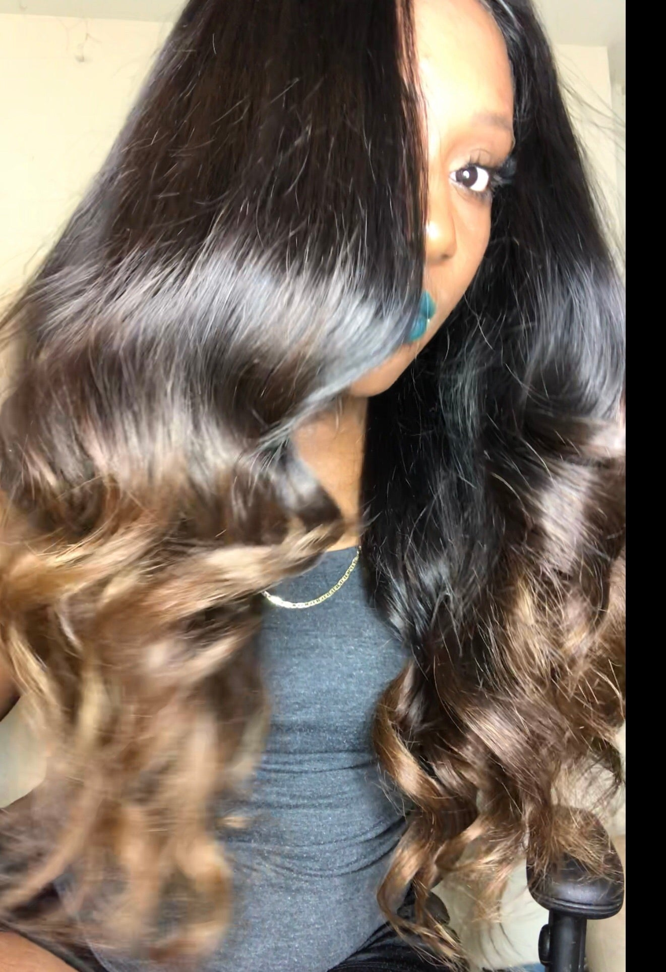 Flawless Pre Plucked  Hair Line Full Lace Wig (250% Density)