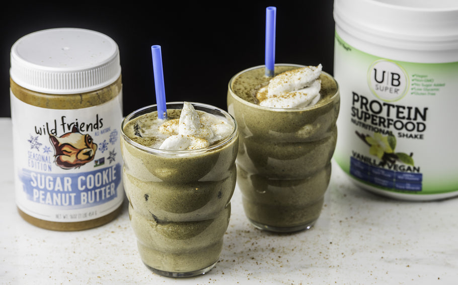 Sugar Cookie Protein Shake