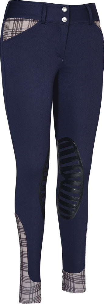 Baker Ladies Pro Silicone Knee Patch Breeches