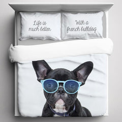 Posteljnina FRENCH BULLDOG
