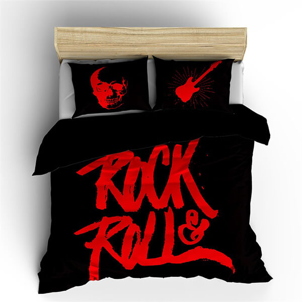 ROCK & ROLL BLACK